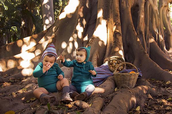 hermanos igual moda infantil