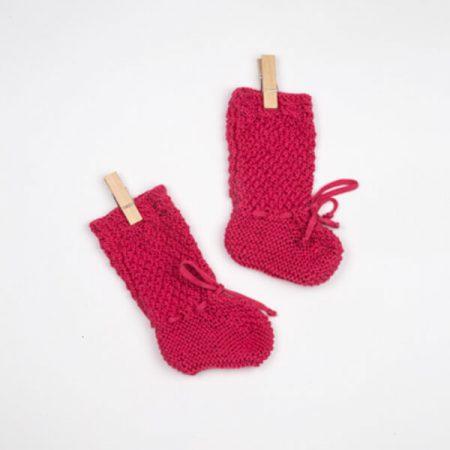Patucos calcetines zapatos bebé