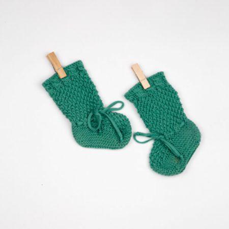 Patucos Zapatos Bebés Calcetines