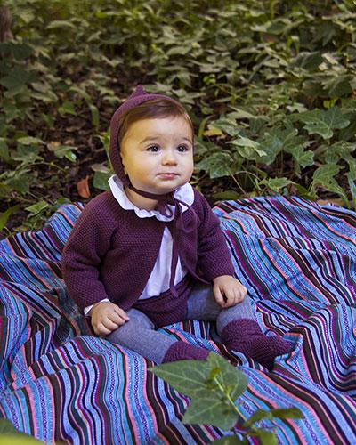 bebe cubrepañal moda infantil