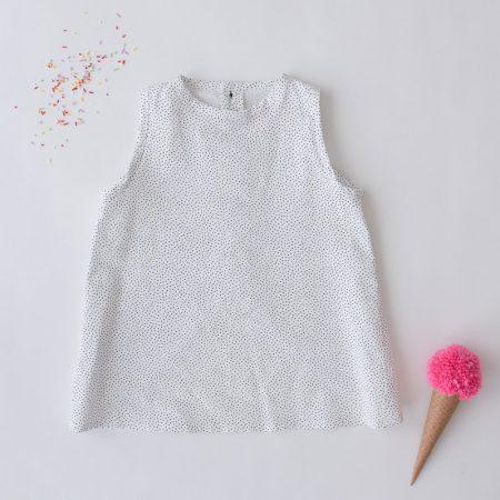 Camisa Stracciatella