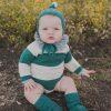 inv21_ilo_lolo_shooting_pelele punto bicolore verde y crema exterior