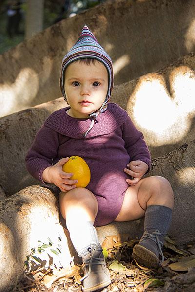 jersey berenjena moda infantil