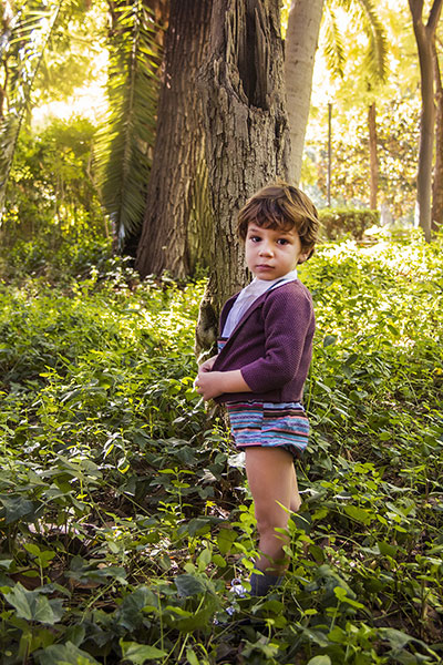 niño rebeca moda infantil