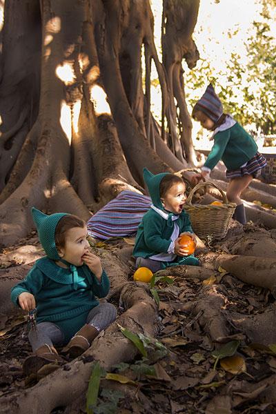 niños jade moda infantil